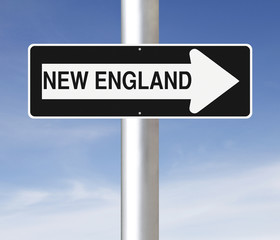This Way to New England