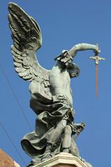 Engel auf der Engelsburg