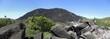 canvas print picture - Black Mountain, Kalkajaka National Park near Cooktown