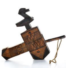 chiave in legno Dogon
