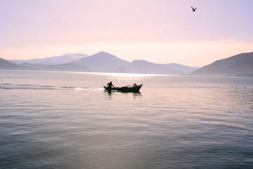 göl balıkçılığı&balıkçılıkla geçim