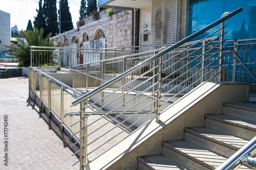 Stainless steel railings - 77742410