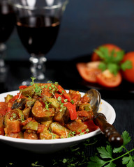 Gemüse Ragout
