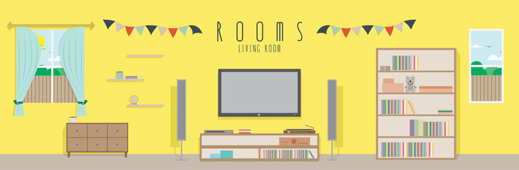 Living room (Rooms)