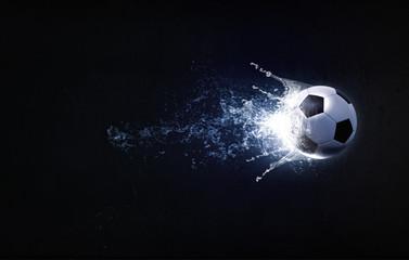 Soccer ball © Sergey Nivens