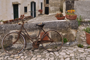Vecchia bici