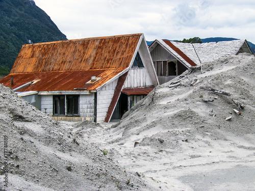 Vulkanausbruch Chaiten - 77744889