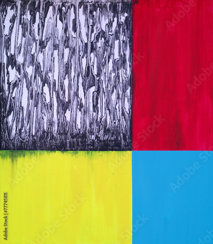 an abstract painting - 77745811