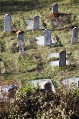 Funeral stones