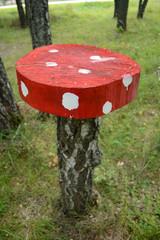 table-mushroom