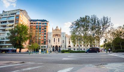 Church of Saint Theresa and St. Jose, Madrid