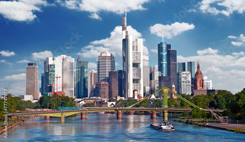Frankfurt am Main, Skyline - 77747679