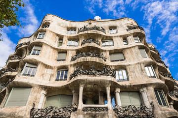 スペイン カサ・ミラ Casa Mila