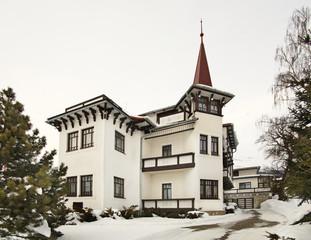 Novy Smokovec.  High Tatras. Slovakia