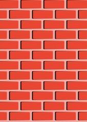Bulk brick wall.