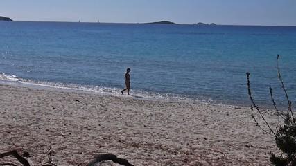 Corsica spiaggia