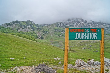 "National Park ""Durmitor"""