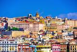 Cagliari, Sardinia, Italy Skyline