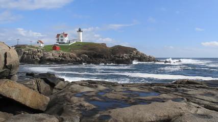 Cape Neddick Lighthouse Maine 5