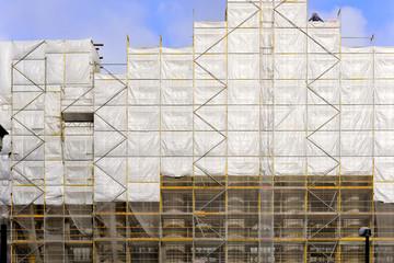 architecture, building, repair, renovation,