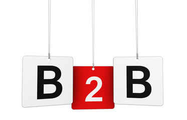 B2b Sign