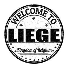 Welcome to Liege stamp