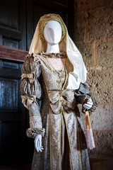 Historic spanish outfit