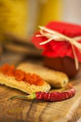 Marmellata di habanero fatta in casa