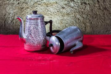 still life classic kettle