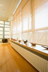 Window in spa resort