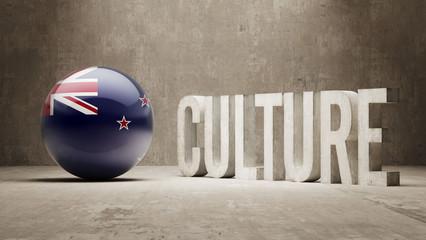 New Zealand. Culture  Concept