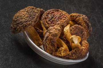 乾燥椎茸 薬膳  dried shiitake mushrooms