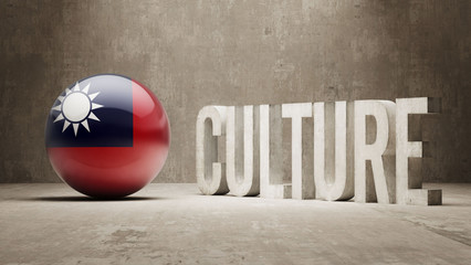 Taiwan. Culture  Concept