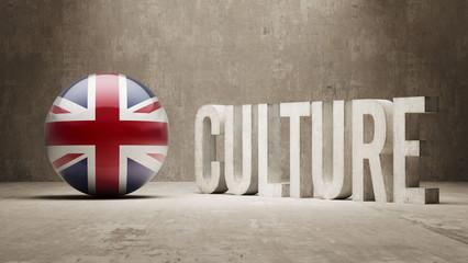 United Kingdom. Culture  Concept