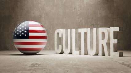 United States. Culture  Concept