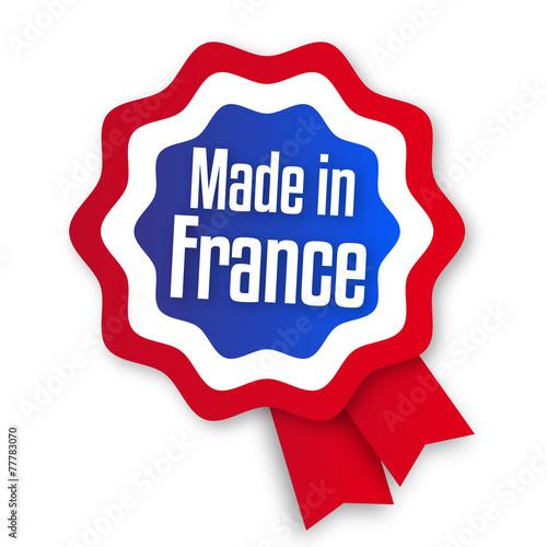 Logo fabriqu en france vectoriel images - Televiseur fabrique en france ...
