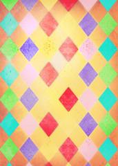 Carnival,vintage and patchwork background