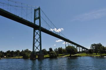 The Thousand Island  Internetional Bridge