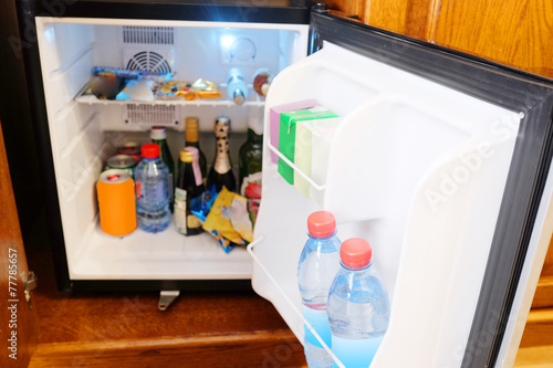 Outdoor mini bar in room - 77785657