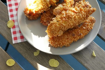 chicken strips