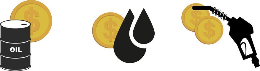 oil money icon