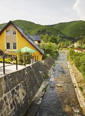 Rajecké Teplice. Slovakia
