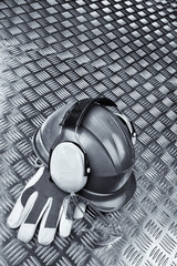 industrial safety and protection gear