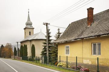 Church of St. Michael Archangel in Ruska Vola nad Popradom
