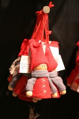 The Santa Claus Doll Souvenir in  Finland