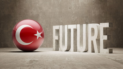 Turkey. Future  Concept.
