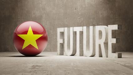 Vietnam. Future  Concept.
