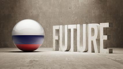 Russia. Future  Concept.
