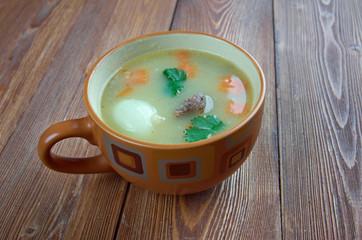 Dutch Pea Soup - Snert