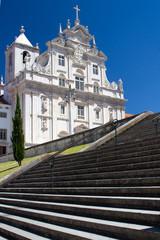 church in Coimbra